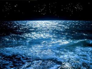 sea-at-night-wallpaper