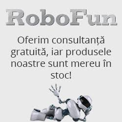 Visit Robofun for good robot fun